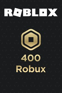 400 Robux for Xbox