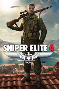 Carátula del juego Sniper Elite 4