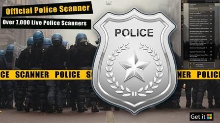Kupite Official Police Scanner Radio – Microsoft Store hr-HR