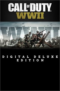Carátula del juego Call of Duty: WWII - Digital Deluxe