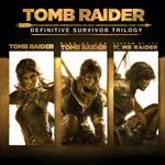 Tomb Raider: Definitive Survivor Trilogy Logo