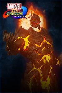 Marvel vs. Capcom: Infinite - Dormammu Molten Costume