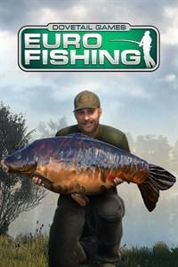 Carátula del juego Dovetail Games Euro Fishing