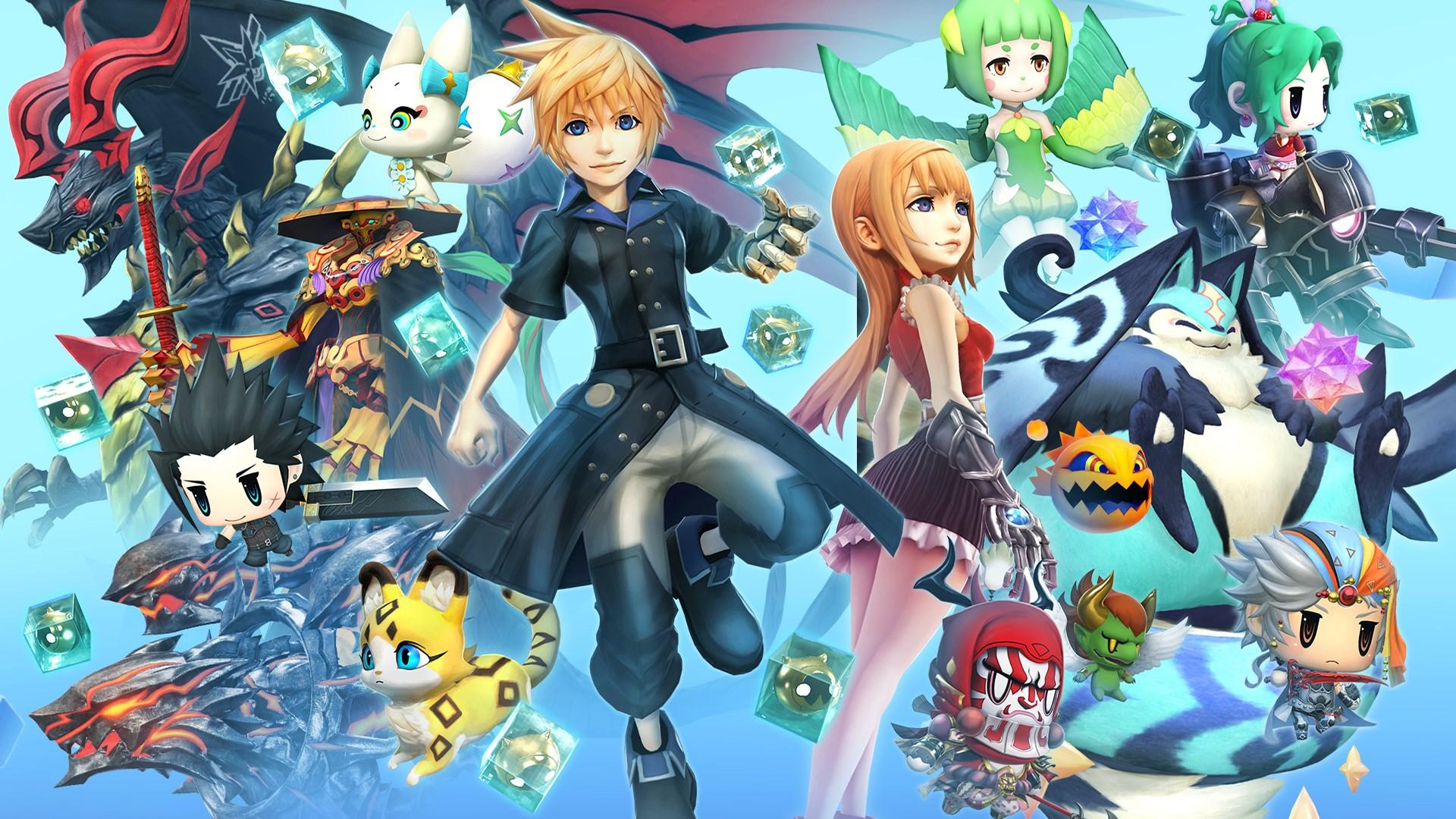 incontri Final Fantasy VII