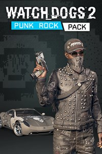 Watch Dogs®2 - Pack Punk Rock
