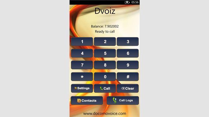 Get DVoice - Microsoft Store