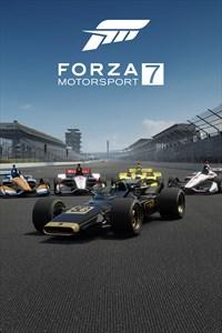 Paquete de autos IndyCar Forza Motorsport 7