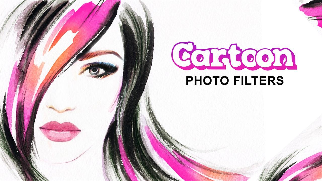 Get Cartoon Photo Filters-CoolArt - Microsoft Store