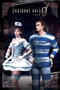 Resident Evil 0 Pacote de Roupas 2