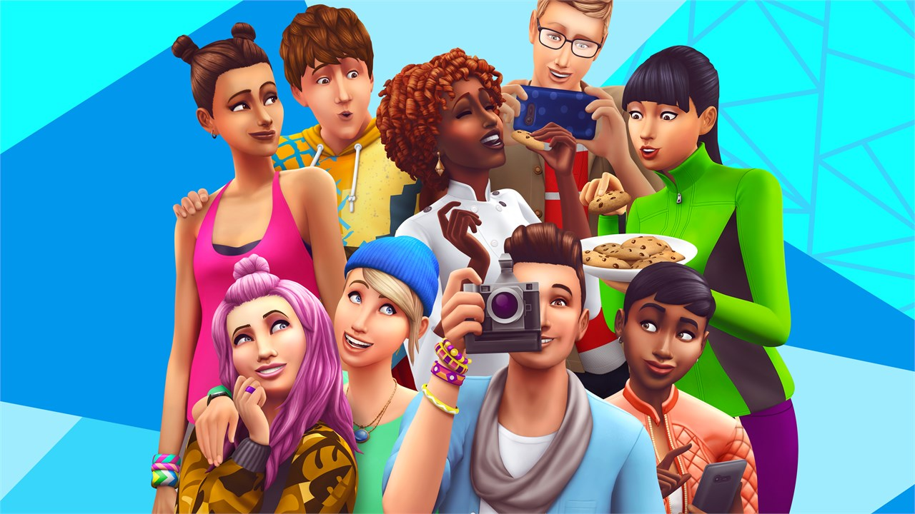 Buy The Sims 4 Deluxe Party Edition Microsoft Store