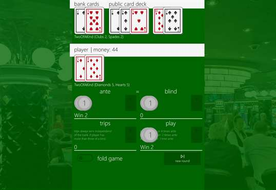 New Heads Up Holdem Poker Released at ComeOn Casino