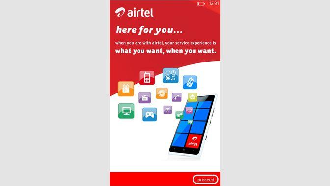Get my airtel - Microsoft Store