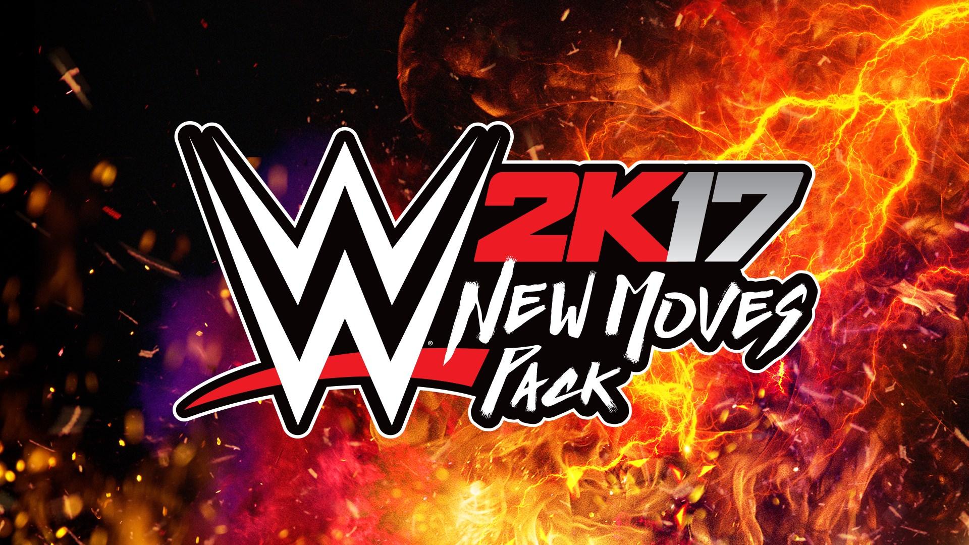 WWE 2K17 ニュームーブス パック(英語版)