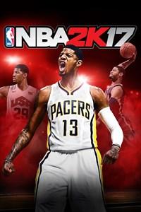 Carátula del juego NBA 2K17