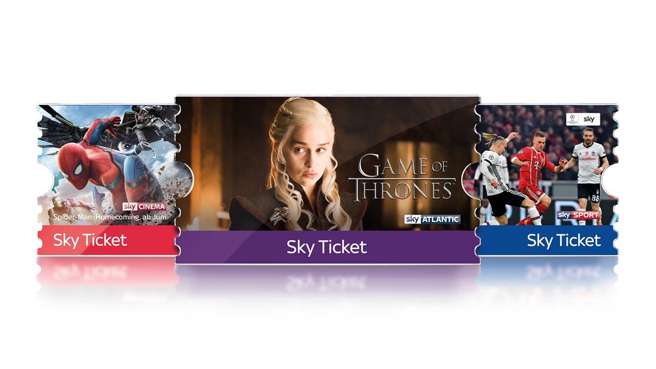 Sky Ticket Beziehen Microsoft Store De De