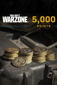 5,000 Call of Duty®: Warzone™ Points