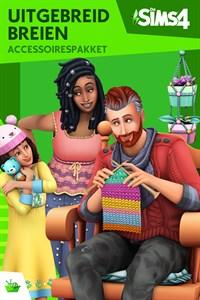 De Sims™ 4 Uitgebreid Breien Accessoirespakket