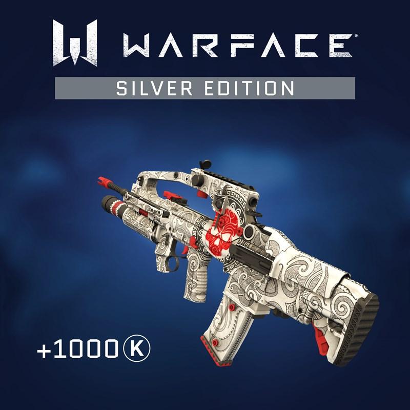Warface - Silver Edition