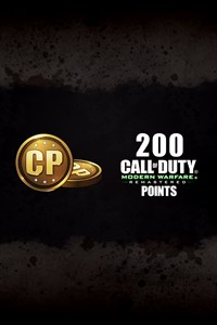 200 Call of Duty®: Modern Warfare® Remastered Points