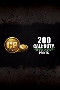 200 Call of Duty®: Modern Warfare® Remastered Puanı