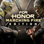 FOR HONOR : MARCHING FIRE EDITION Logo