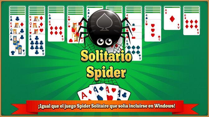 tienda oficial bajo costo Cantidad limitada Obtener ¡Solitario Spider!: Microsoft Store es-AR