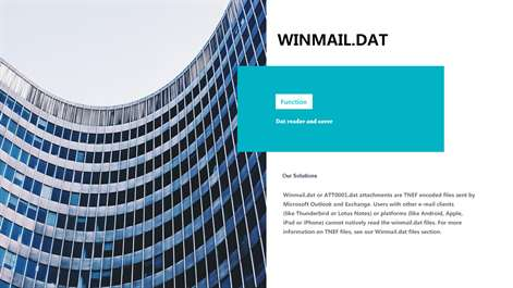 Winmail Dat Reader And Saver For Windows 10 Free Download