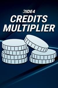 Carátula del juego RIDE 4 - Credits Multiplier
