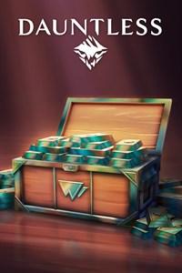 Carátula del juego Dauntless - 2,500 (+650 Bonus) Platinum