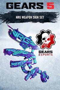 Gears 5 eSports: set de equipamiento de NRG