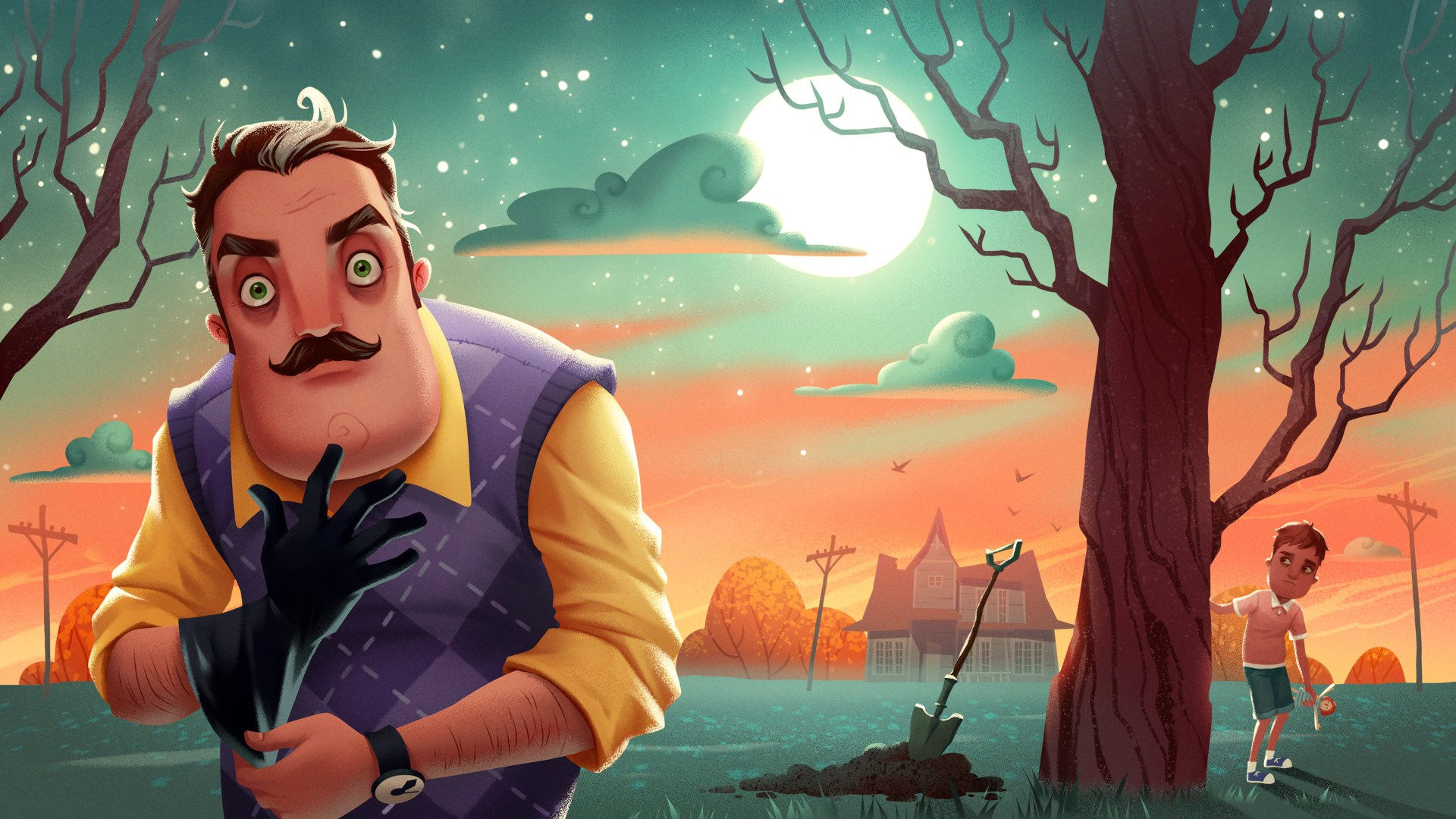 Hide And S : buy hello neighbor hide and seek microsoft store ~ Frokenaadalensverden.com Haus und Dekorationen