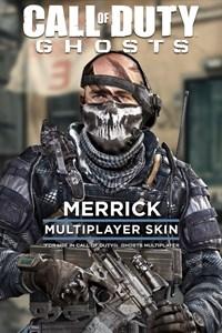Call of Duty®: Ghosts - Personaje especial Merrick