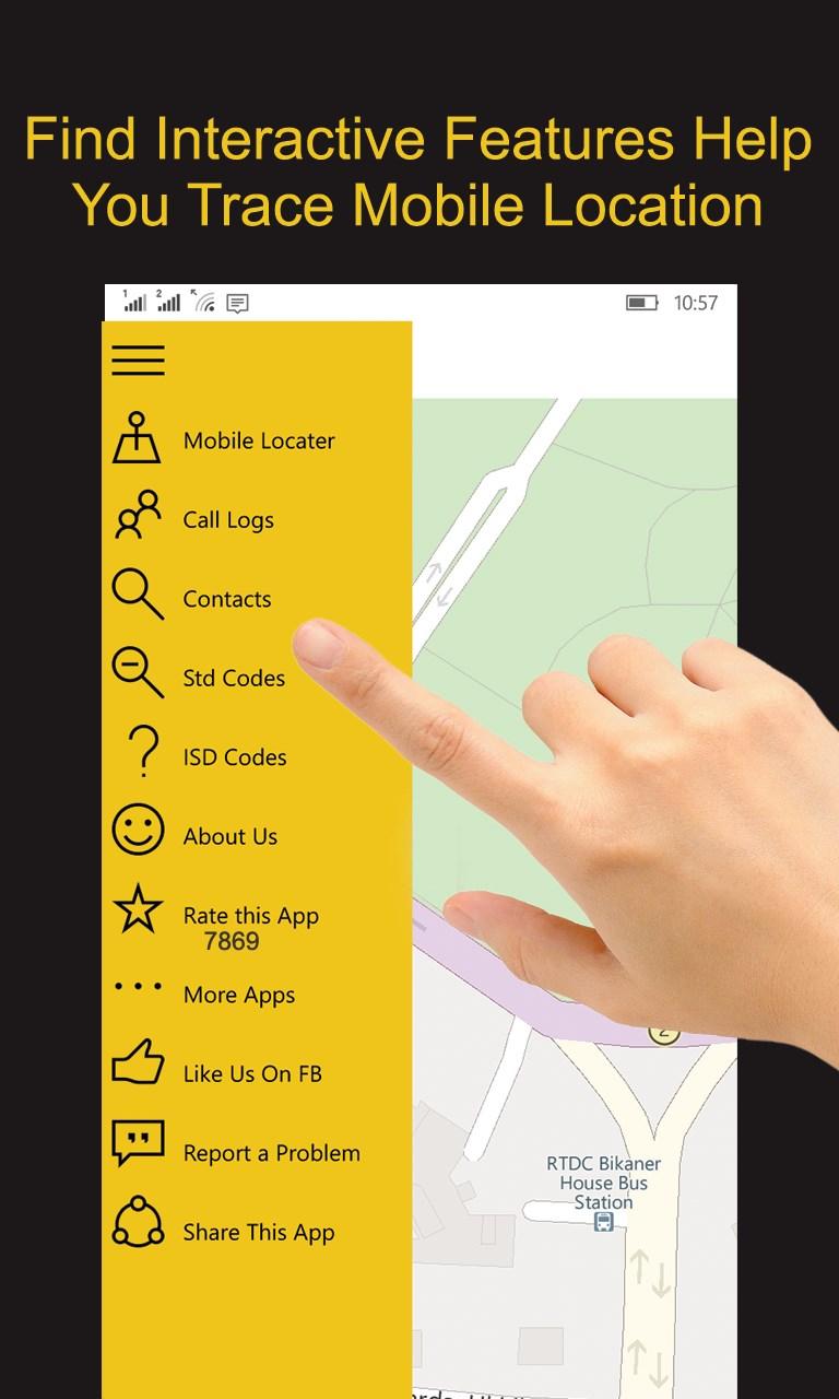 Mobile Number Locator Offline