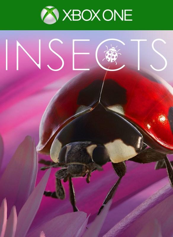 Insects: Uma Experiência Xbox One X Enhanced imagem da caixa