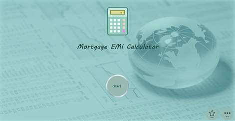 Mortgage EMI Calculator Screenshots 1