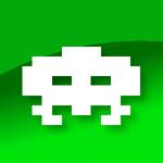 Space Invader 7 Logo