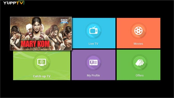 Get YuppTV - LiveTV, Catch-up, Movies - Microsoft Store