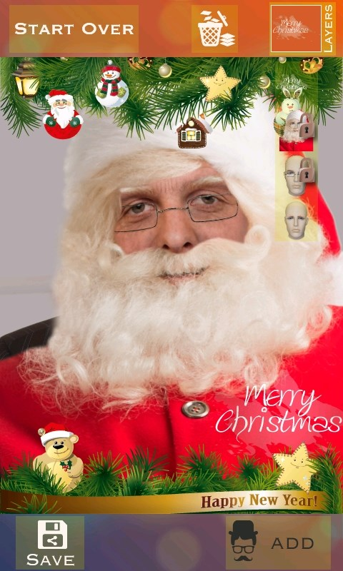 Create A Santa