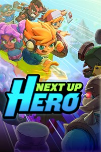 Carátula del juego Next Up Hero