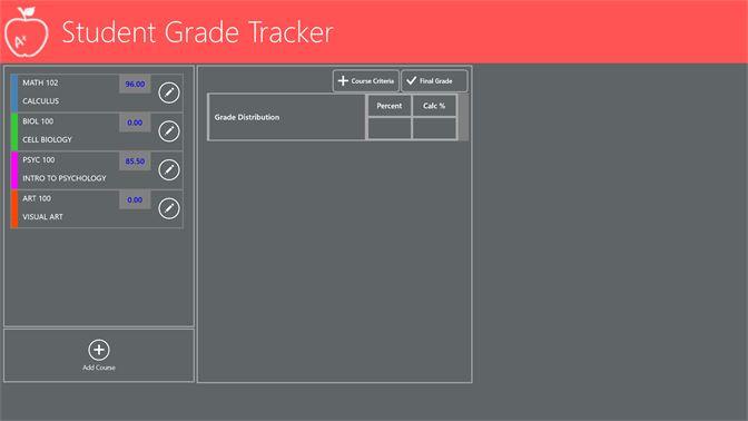 buy student grade tracker microsoft store