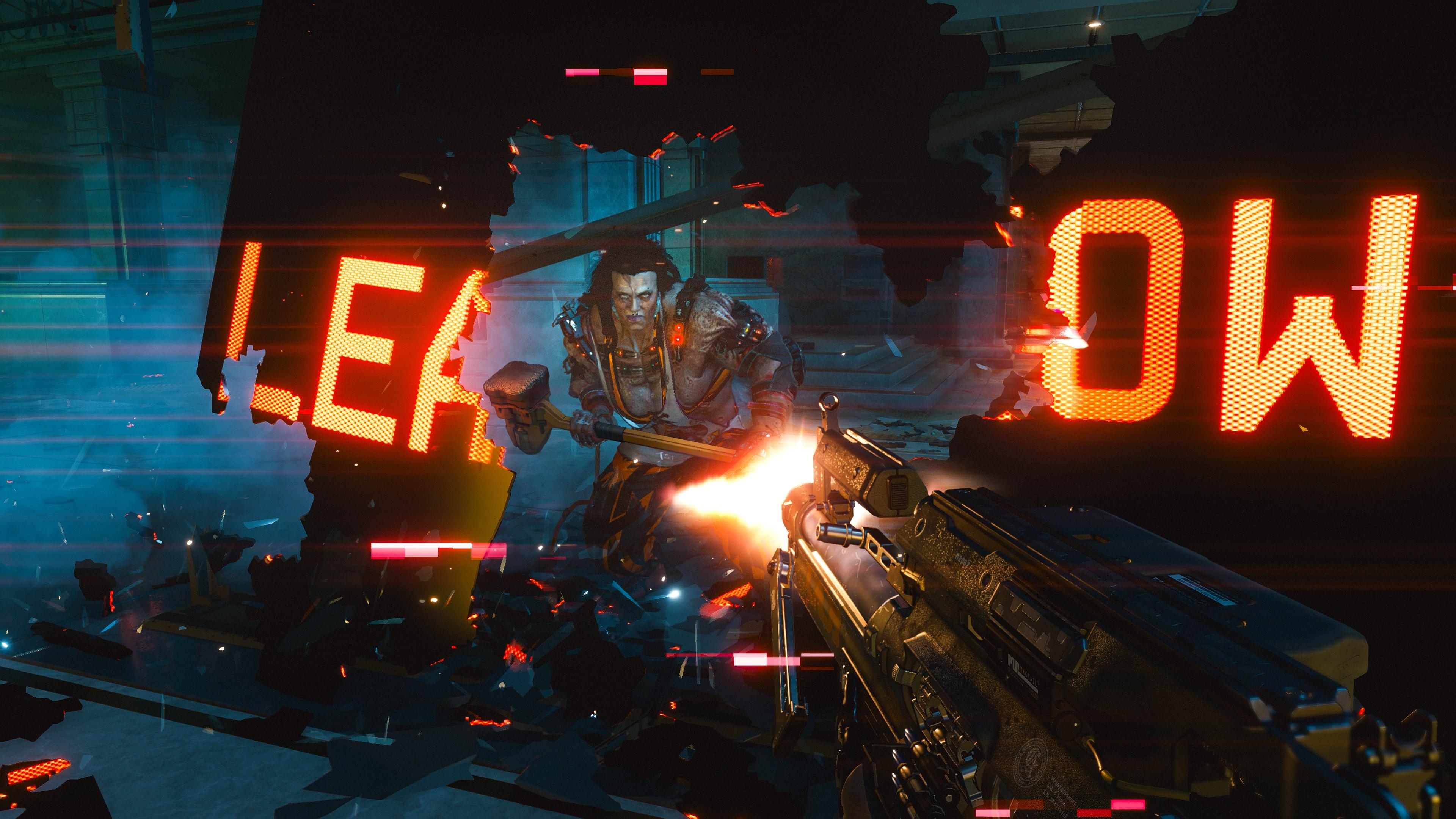 Скриншот №18 к Cyberpunk 2077