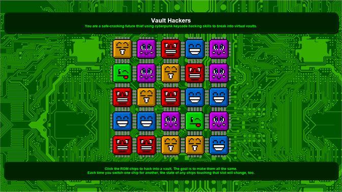 Get Vault Hackers - Microsoft Store en-IL