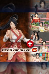 DOA6 Character Momiji + Debut Costume Set