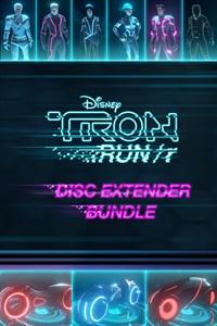 Carátula del juego TRON RUN/r DISC Extender Bundle