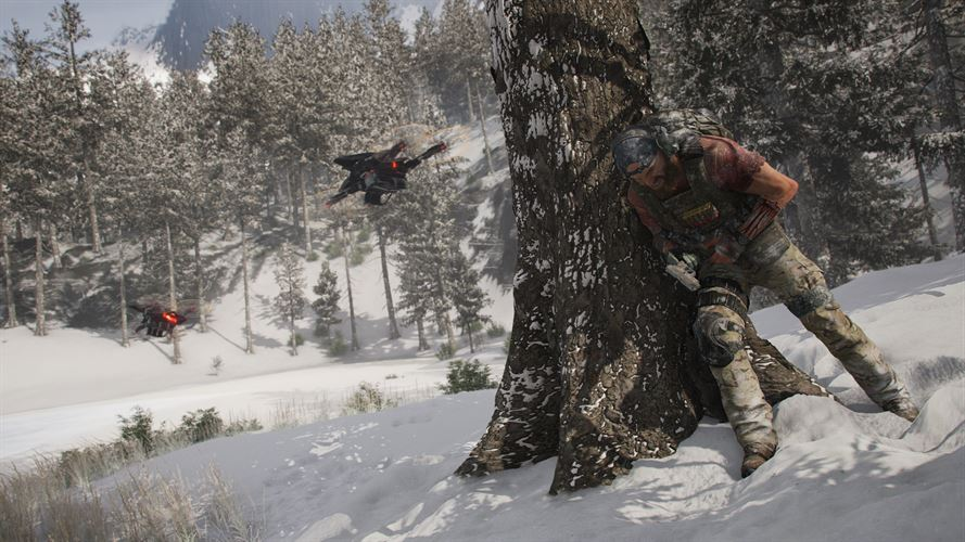 Tom Clancy's Ghost Recon Breakpoint - BETA Screenshot