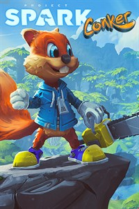 Project Spark: Conker's Big Reunion
