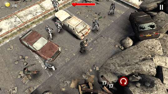 Zombie Shooter screenshot 3