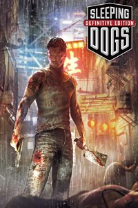 Carátula del juego Sleeping Dogs Definitive Edition