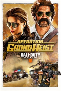 Call of Duty®: Black Ops 4 - Operation Grand Heist MP Maps