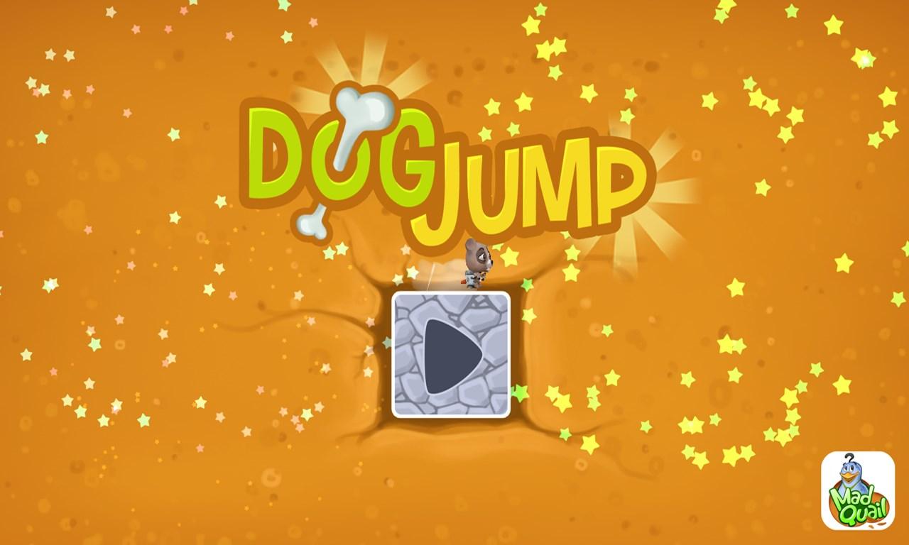 Dog Jump Game Brain Challenge